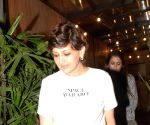 Sonali Bendre seen at Juhu
