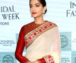 Sonam Kapoor launches India Bridal Fashion Week Wedding Store