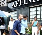 Sonam Kapoor at the launch of a shoe store