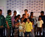 Promotion of film Little Big People at MAMI