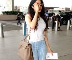 Jahnavi Kapoor at Airport