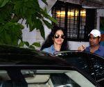 Shridevi, Janvi Kapoor & Alia Bhat Spotted at Salon