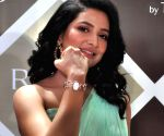 Subhashree Ganguly unveils new collection of Titan watches