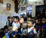 International Literacy Day - Subhasree Ganguly