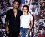 Dabboo Ratnani Calendar 2018 launch - Sunny Leone and Daniel Weber