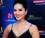 Sunny Leone is in the moo