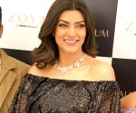 Sushmita Sen at launch of a store