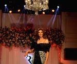 Sushmita Sen unveils Rebecca Dewan fashion show