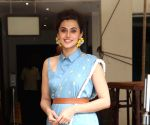 Taapsee Pannu shares struggles of migrants through poetry