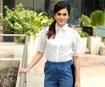 "Film ""Game Over"" promotion - Taapsee Pannu"