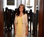 """Taapsee Pannu during """"Game Over"""" promotions"""