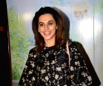 "Special screening of film ""Victoria & Abdul"" - Taapsee Pannu"