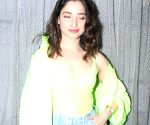 "Tamannaah Bhatia during ""Khamoshi"" promotions"