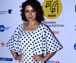 "Red carpet Film ""The Hungry"" - Tisca Chopra"