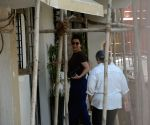 Tisca Chopra seen at Juhu