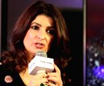 Twinkle Khanna at the launch of Samsung QLED 8K TV