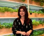 Twinkle Khanna at store launch