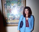 Twinkle Khanna during a programme