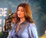 Twinkle Khanna hoping for 'not too friendly' cyclone