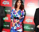 Vaani Kapoor launches Samsung Galaxy S8
