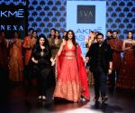 Lakme Fashion Week Winter/Festive 2017 - Vaani Kapoor