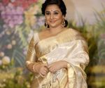 Sonam Kapoor and Anand Ahuja's wedding reception - Vidya Balan