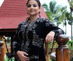 "Vidya Balan at ""Mission Mangal"" promotions"