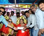 Birthday party celebrations of Vijaya Nirmala