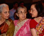 Unveiling of hand impression of Veteran actress Asha Parekh as a tribute to her contribution to the film industry