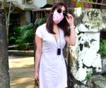 Yami Gautam seen at Juhu