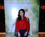 "Special screening of film ""Victoria & Abdul"" - Zareen Khan"