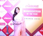 Zarine Khan at Lokmat Maharashtrian of the Year Awards 2019