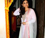 Fashion designer Masaba Gupta sangeet ceremony