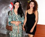 "Press conference of film ""The Final Exit""- Ananya Sengupta, Elena Kazan"