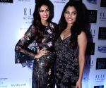 "Elle India Beauty Awards 2017"" - Athiya Shetty and Saiyami Kher"