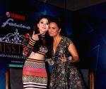 1st Ever Bloggers Meet Of Yamaha Fascino Miss Diva Miss Universe India 2017-Lara Dutta and Urvashi Rautela