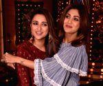 """Aunty Boli Lagao Boli""""- Parineeti Chopra and Shilpa Shetty Kundra"""
