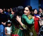 "Special screening of film ""Fanney Khan"" - Shabana Azmi, Madhuri Dixit Nene, Aishwarya Rai Bachchan and Aaradhya Bachchan"