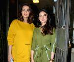 Celebrity trainer Namrata Purohit's song launch