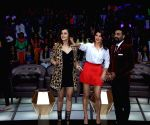 "Judwaa 2"" - promotion - Taapsee Pannu, Jacqueline Fernandez"