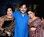 Vidya Balan meets Rituparna Sengupta