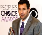Adam Sandler sports a 'disgusting' beard in new film