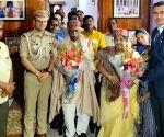 HP Governor Designate Bandaru Dattatreya handed over appointment letter