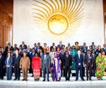 ETHIOPIA-ADDIS ABABA-AU SUMMIT-PRC ORDINARY SESSION