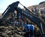 ETHIOPIA-ADDIS ABABA-GARBAGE DUMP LANDSLIDE-DEATH TOLL