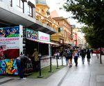 AUSTRALIA ADELAIDE FRINGE FESTIVAL