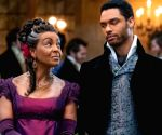 Adjoa Andoh not fazed by intimate scenes in 'Bridgerton'