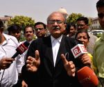 SC rejects plea for SIT probe into Judge Loya's death - Prashant Bhushan talks to the press