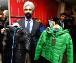 Harkirat Singh during the launch of a store