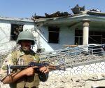 Afghan air raids kill 12 Taliban militants
